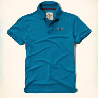 Hollister Contrast Icon Polo