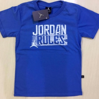 Hoops Jordan Rules t-shirt Teens