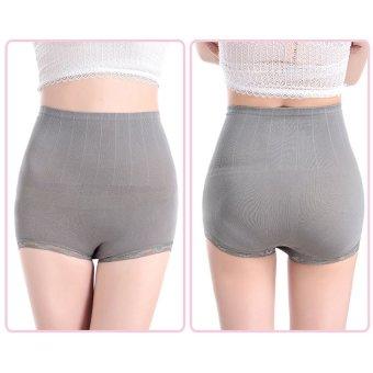 Hot Sell MUNAFIE Seamless Hip Abdomen Fat Burning Waist Slim Panties Set of 4 - picture 2