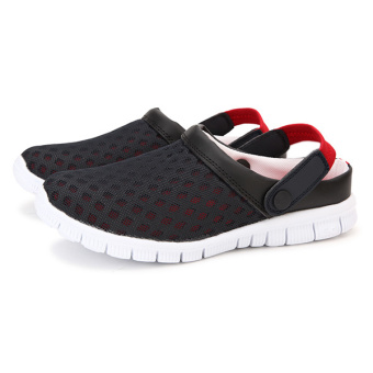 Hot Summer Mens Boys Slipper Mesh Sports Sandals Breathable Flats Beach Shoes