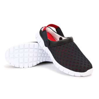 Hot Summer Mens Boys Slipper Mesh Sports Sandals Breathable Flats Beach Shoes - 3