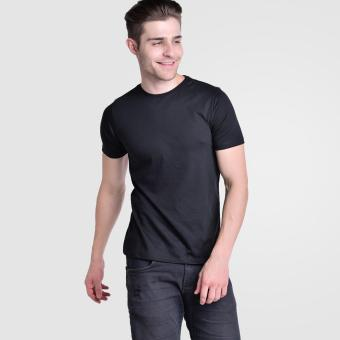 Huga Activewear Basic Tee (Black) Price Philippines