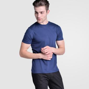 Huga Activewear Basic Tee (Navy Blue) Price Philippines