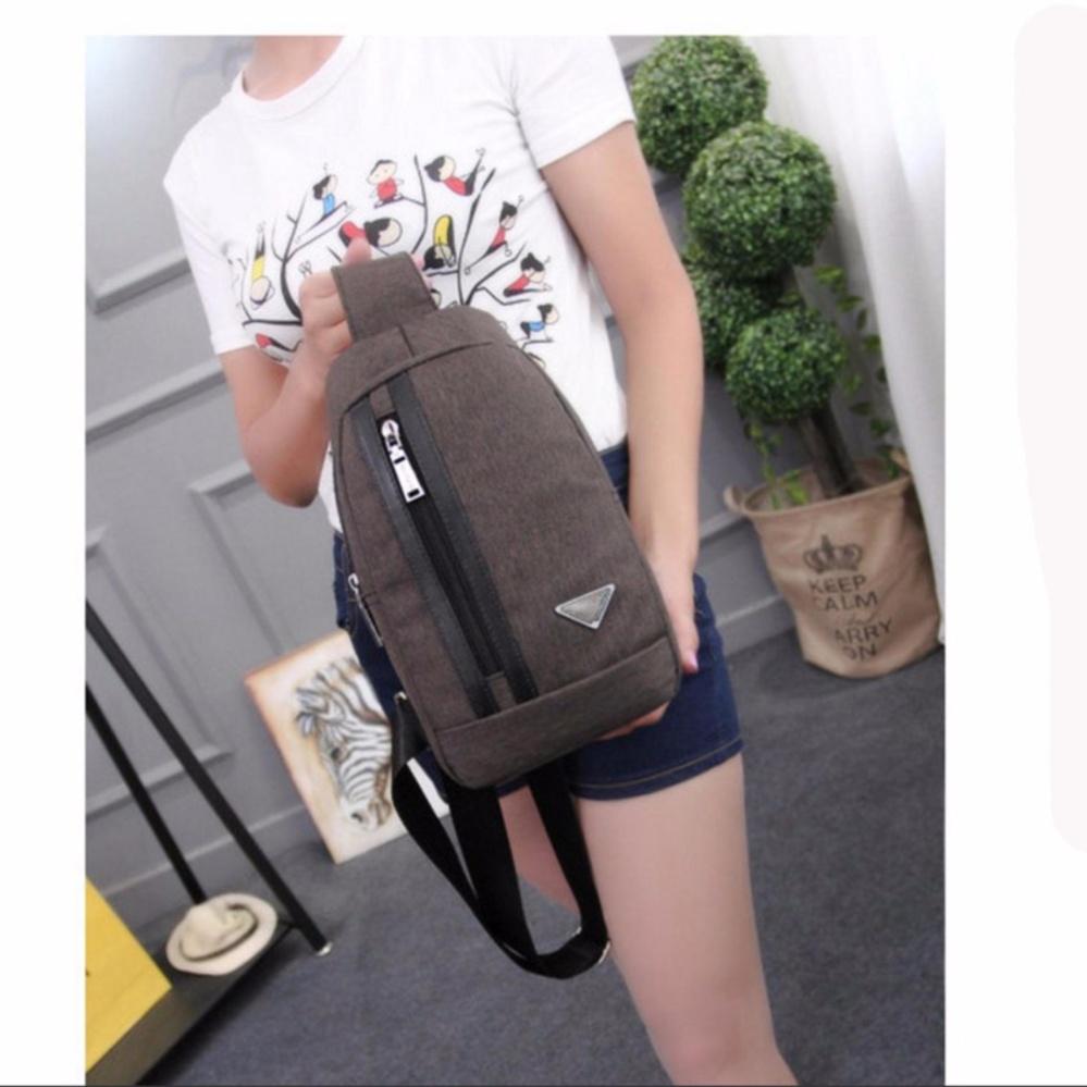 ea556e1507 Hush Gecko Sling Bag for WoMen Men Chest Shoulder Gym Backpack Sack Satchel  .