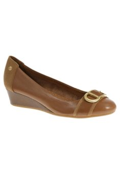 Hush Puppies Lamis Candid (Tan Leather Suede) Price Philippines
