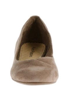 Hush Puppies Lumi Ballentine (Taupe Leather) - 5