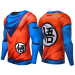 I casual slim fit clothing men cartoon fitness clothes (Wu Kong long-sleeved)
