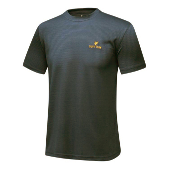 I outdoor New style short sleeved quick-drying T-shirt (Gray)