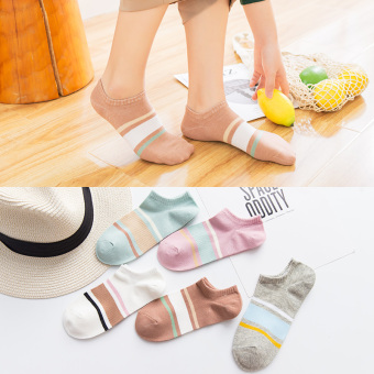 I women's Four Seasons women's Socks (904 short socks)