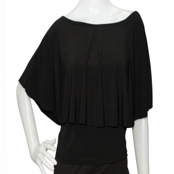 Harga Marian Off Shoulder Top (Black)