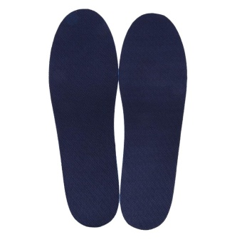 Height Men Women Full Length Hight Increase Insoles Shoes Insert Pads(S1005 36mm L) - intl Price Philippines