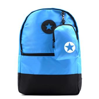 Urban Hikers Carter Casual Daypack Backpack (Sky Blue) Price Philippines