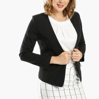 SM Woman Career Twill Blazer (Black) Price Philippines