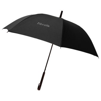Harga Fibrella Umbrella F00359 (Black)