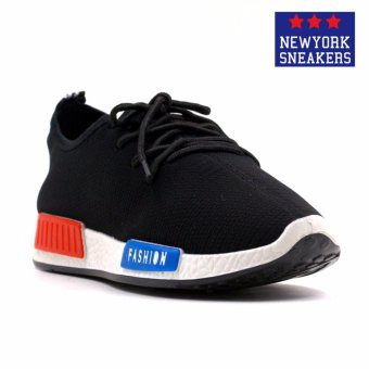 New York Sneakers Gussy Rubber Shoes(BLACK) Price Philippines