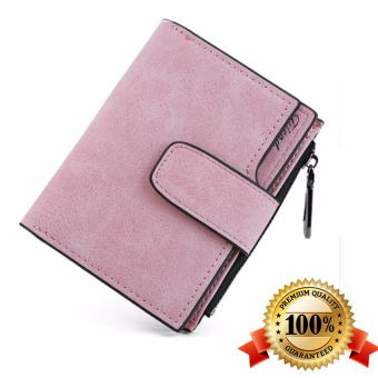 Authentic Baelerry Short Wallet (Credit card holder + Coin Purse) Pink Price Philippines