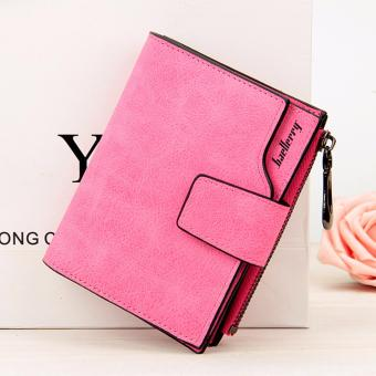 Authentic Baellerry Short Wallet (Multi Function Purse) ROSE PINK Price Philippines