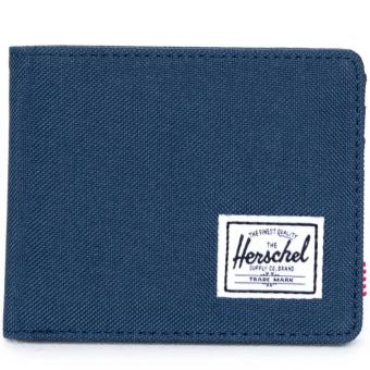 Harga Herschel Roy wallet Navy / Red
