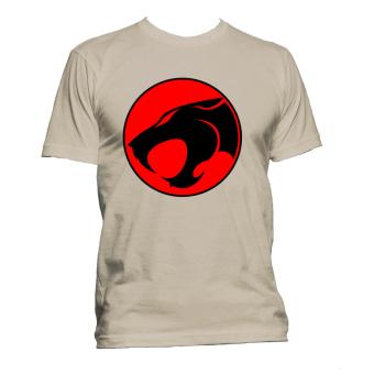 Fan Arena ThunderCats Inspired T- Shirt (Sand) Price Philippines