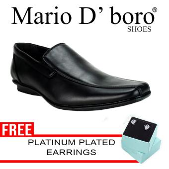 Harga Mario D' boro JOHNNY JAX Formal Shoes (Black)