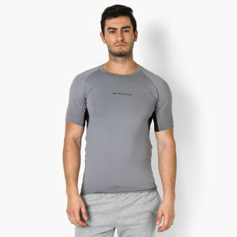 Harga Bo Athletics Mens Performance Tee (Grey)