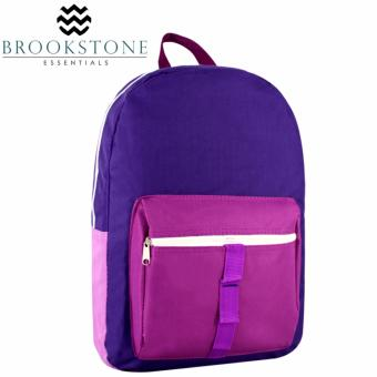 Brookstone Haringey Harrow Backpack (Violet) Price Philippines