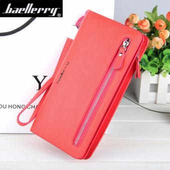 Authentic Baellerry Multifunction Long Wallet (RED) Price Philippines