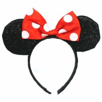 Minnie Mouse Sparkled Ears Headband Price Philippines