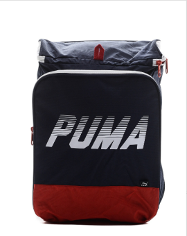 Harga Puma Sole Backpack (Peacoat/Barbados Cherry)