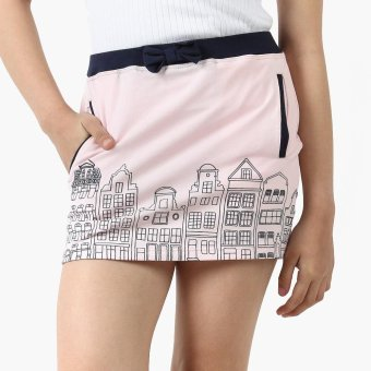 Harga Girls Edition Girls Tower Houses Mini Skirt (Pink)