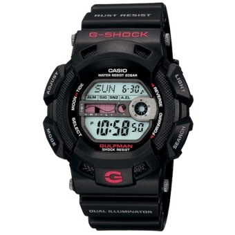 Casio G-Shock G-9100-1 Black Price Philippines