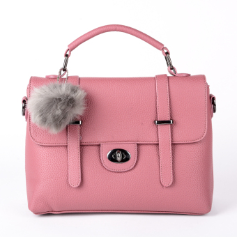 Sugar Kylie Top-Handle Bag (pink) Price Philippines