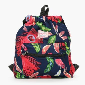 Harga Jellybeans Ladies Satty Backpack (Multicolored)