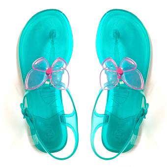 Jelly Nelly Sandals (Turquoise) Price Philippines