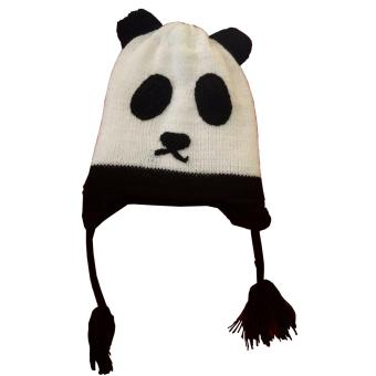 Kid's Knitted Panda Bonnet Price Philippines