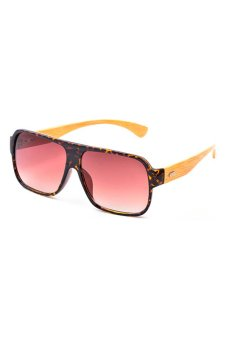 Bamboo Shades B.S. Tiger Sunglasses (Tiger Brown) Price Philippines