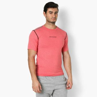 Harga Bo Athletics Mens Performance Tee (Red)