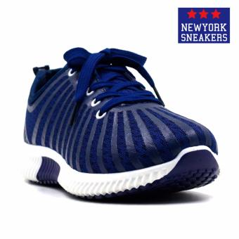 New York Sneakers Algy Rubber Shoes(NAVY) Price Philippines