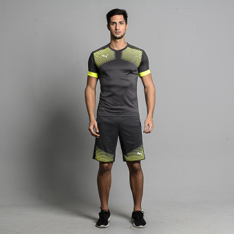 Harga Puma IT evoTRG Graphic Tee (Asphalt/Safety Yellow)