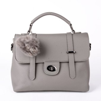 Harga Sugar Kylie Top-Handle Bag (Grey)