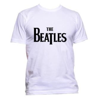 Fan Arena The Beatles Inspired T-shirt (White) Price Philippines