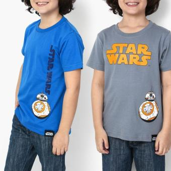 Harga Star Wars Boys 2-Piece Graphic Tee Set (Size 8)