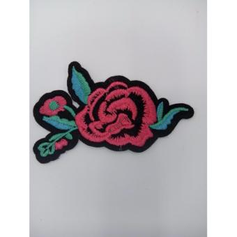 Harga Rose Iron Patch
