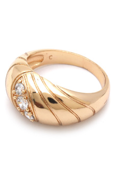 Harga Jewelrista RIN069AG250A14 Ring (Rose Gold)