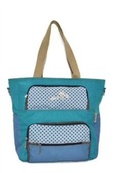 Harga Jellybeans Tote bag Majesty (Blue green)