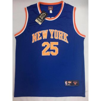 New York knicks 25 jersey adult Price Philippines