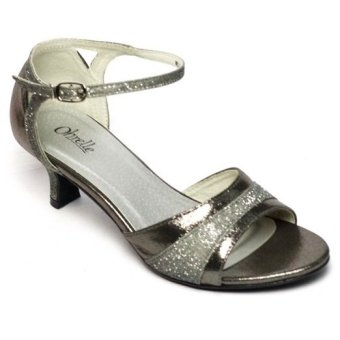 Harga Ohrelle Avril Party Heels (Pewter)