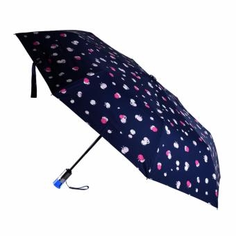 Harga Fibrella Umbrella F00382 (Cherry)