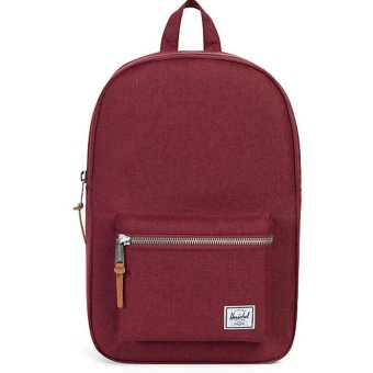 Herschel Supply Co. Settlement Backpack (Wine Crosshatch) Price Philippines