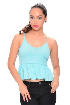Harga NEXT 91-925 Baby Doll Crop Top (Mint Green)